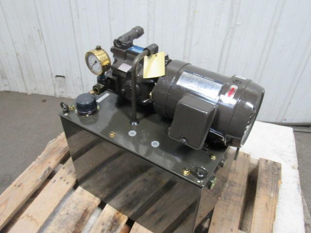 Daikin Y495062 7 Gal Hydraulic Oil Tank Pump 200 220v 50