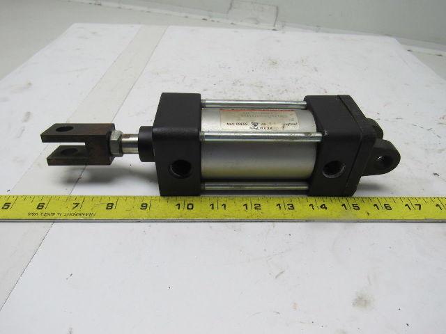 Details about SMC SMC NCA1D200-01-0094US Pneumatic Air Tie-Rod Cylinder 2