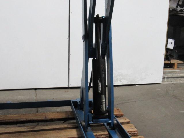 Vestil Lift Ground Lift Table 48 Quot Dx44 Quot W 115v 36 Quot Lift