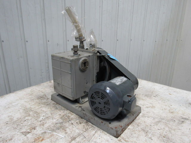 Ge 5k35mn77 1 Gal 1 2hp 1725rpm 3ph 200v Motor Belt Driven