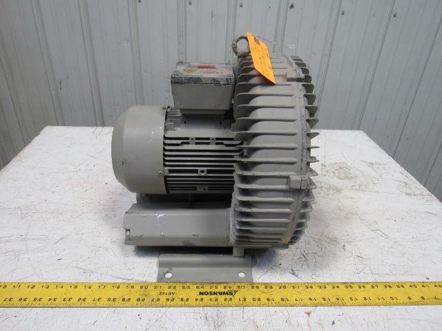 Siemens Elmo G 2bh1600 1ak12133492 Vacuum Pump 3450rpm 208