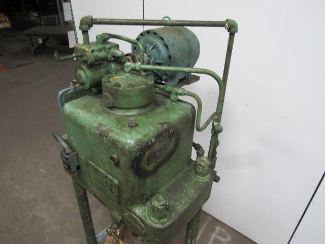 Details about Greenerd No  81AD 15 ton 4 Post Hydraulic Press 18-1/2