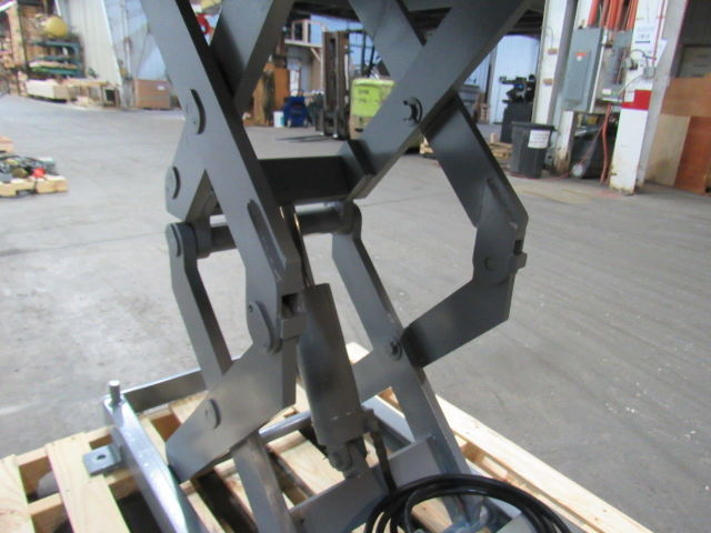 Details about Globe 2000LB Scissor Lift Table 48