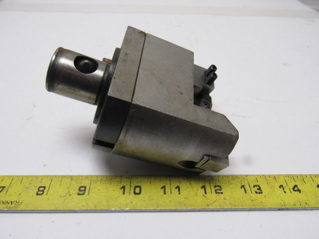 Komet RI3-112-734d ABS50 Tool Holder Adapter OD Turning Indexing