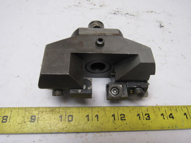 Komet ABS40 3-118280a Tool Holder Adapter OD Turning Indexing