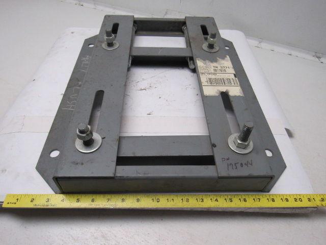 Heavy Duty Nema 256t Frame Adjustable Motor Mount Slide