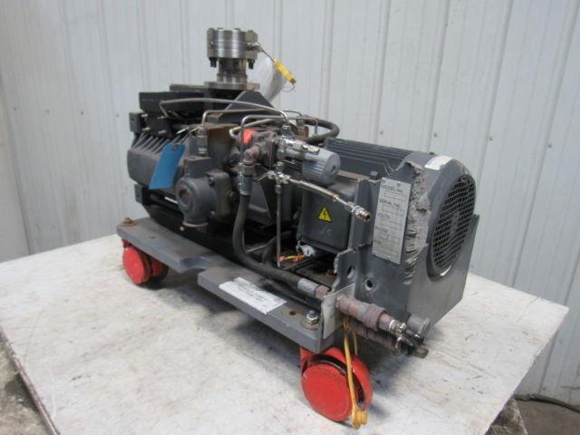 Boc Edwards Dp 80 Multi Stage Dry Vacuum Pump 200 208v 3ph