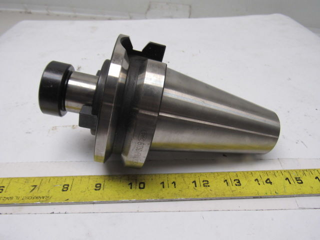 Techniks SYIC-16642  BT50 x FMA 31.75-45 Face Shell Mill Arbor CNC Tool Holder