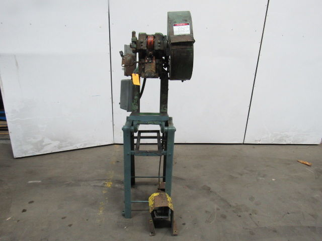 Rousselle No  0E Mechanical 5 Ton OBI Punch Press 2