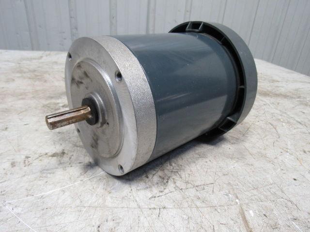 Ge Motors 5k49mn4104 1hp 1725rpm 3ph 208 230 460v 60hz Ac