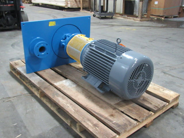 Details about Kerr 25HP 3x2x13 Vertical Centrifugal Pump 350GP 162' Head  460V 3Ph 1800RPM