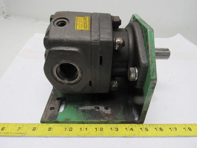 Parker M2B90658-08 High Speed Hydraulic Motor 7/8
