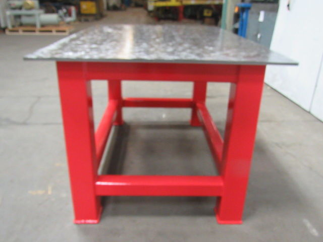 Outstanding H D 1 2 Thick Top Steel Fabrication Layout Welding Table Work Bench 60 X 40 Beatyapartments Chair Design Images Beatyapartmentscom