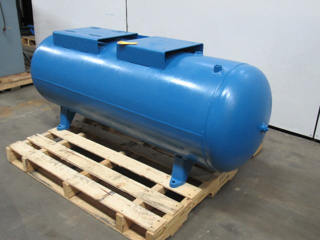 Lmc Nat L 100 Gallon Horizontal Air Compressor Tank 200