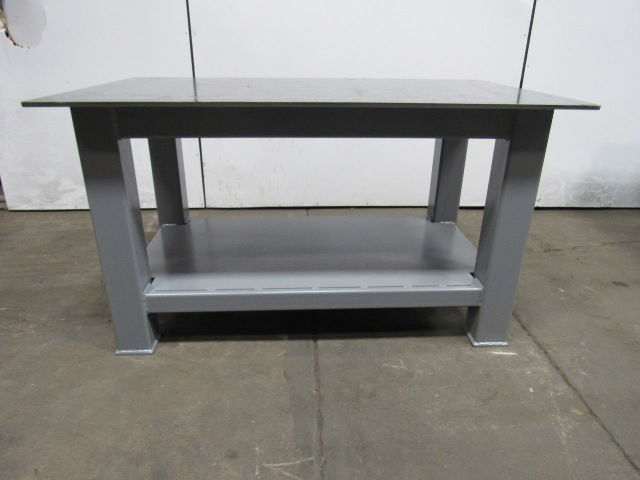 Outstanding Details About H D 1 2 Thick Top Steel Fabrication Layout Welding Table Work Bench 60 X 36 Ibusinesslaw Wood Chair Design Ideas Ibusinesslaworg