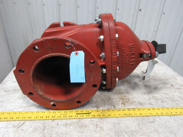Mueller 2360 8 Quot Resilient Wedge Gate Valve Awwa 250w 200w