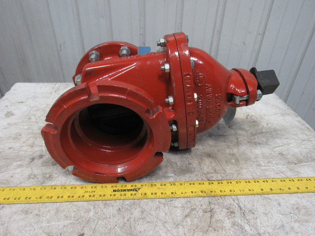 Mueller 2360 6 Quot Resilient Wedge Gate Valve Awwa 250w 250