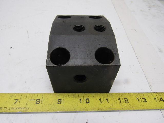 Okuma LC20-2ST Turret Block Tool Holder CNC lathe