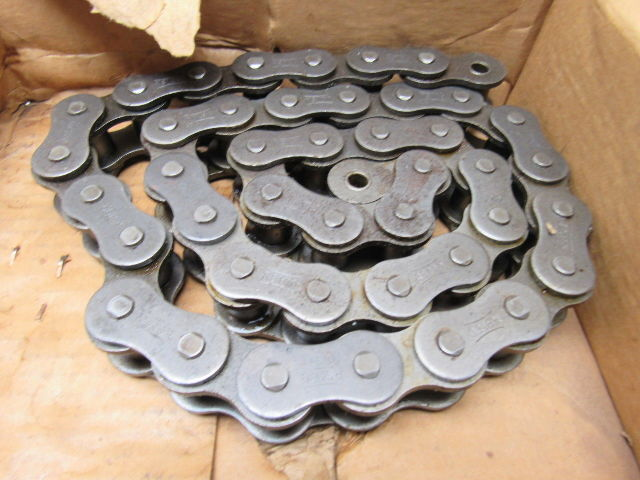 NEW MORSE #80 ROLLER CHAIN OFFSET CONNECTING MASTER LINK