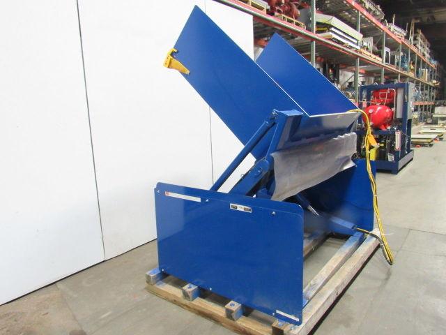 Vestil GLT-4000 Ground Level Tilter Table 4000 Lb Cap. 52