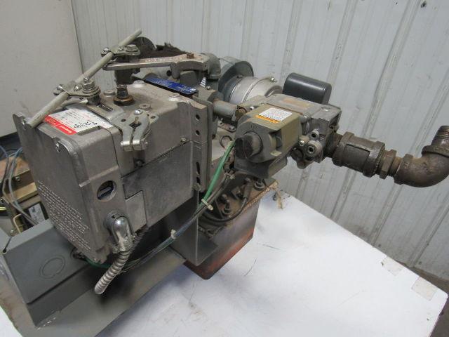 Maxon Lmf 3 110v Ovenpak Burner Blower Assembly Bullseye