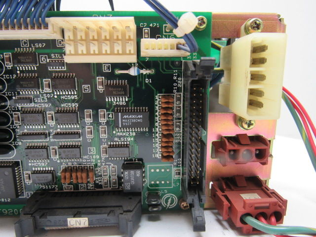 WARRANTY Yaskawa JANCD-MSP02 Rev E 05 Control PC Board Used DF9200689-E0