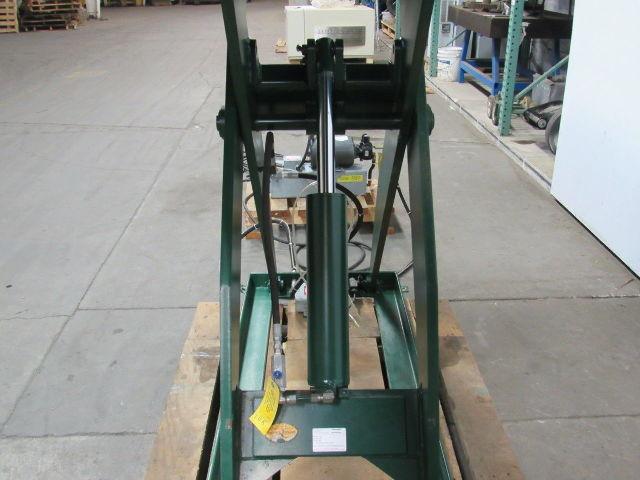 Southworth Ls2 60hc 2000lb Hydraulic Scissor Lift Table