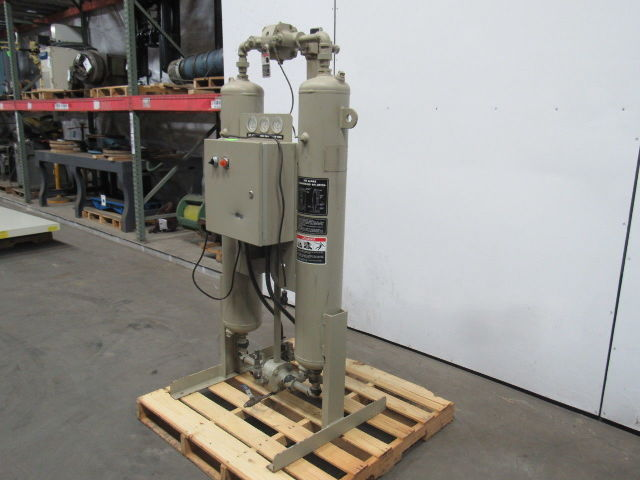 Deltech Psf100 J Compressed Air Dryer 150 Psi Max 115v 1a