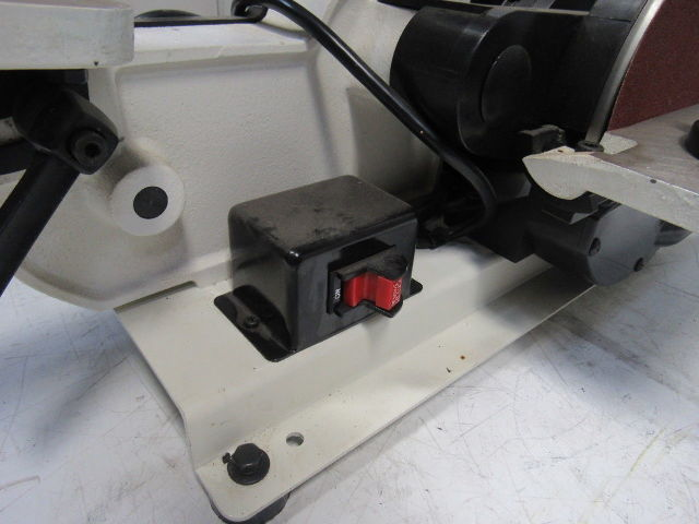 Jet J 4002 1 3hp 120v 60hz Bench Vertical Belt And Disc