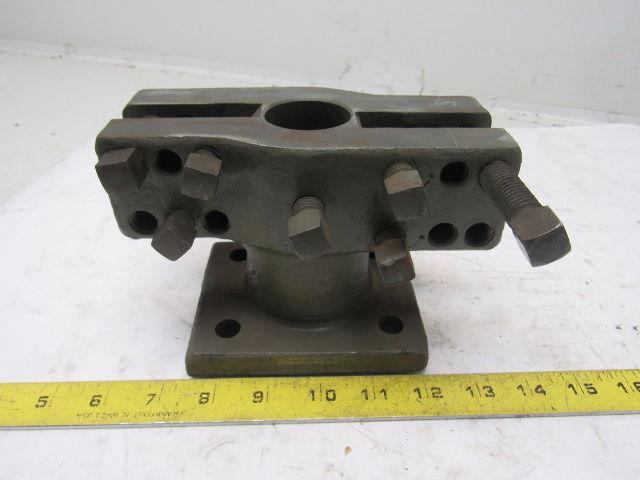 Warner Swasey M-609 Horizontal Multiple Cutter Head Tool Holder Machine # 3-4