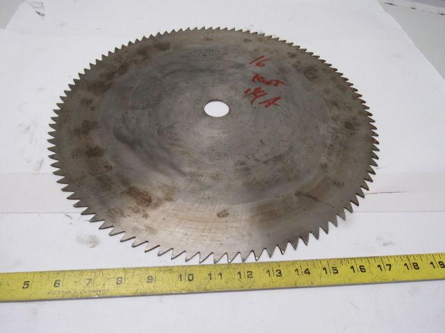"EC Atkins 16"" 160T 1-1/4"" Arbor Wood Cut Circular Saw Blade"