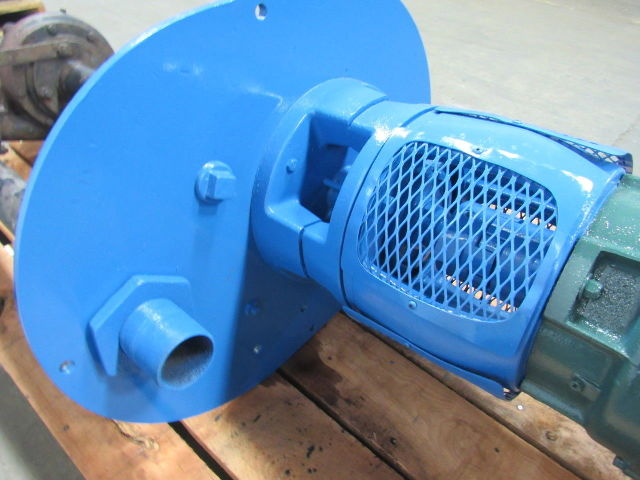 Details about Aurora Pump 86-6705 Size 2 5/3X9 Centrifugal Pump 200GPM 60'  Head 7 5Hp 460V 3PH