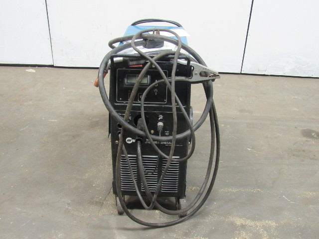 Miller Millermatic 250mp Mig Welder Package W Wire Feeder Cords Single Phase Bullseye Industrial Sales
