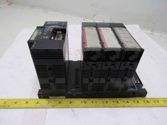 GE Fanuc IC693PWR321T PLC 5 Slot Rack Power Supply I/O Card Assembly