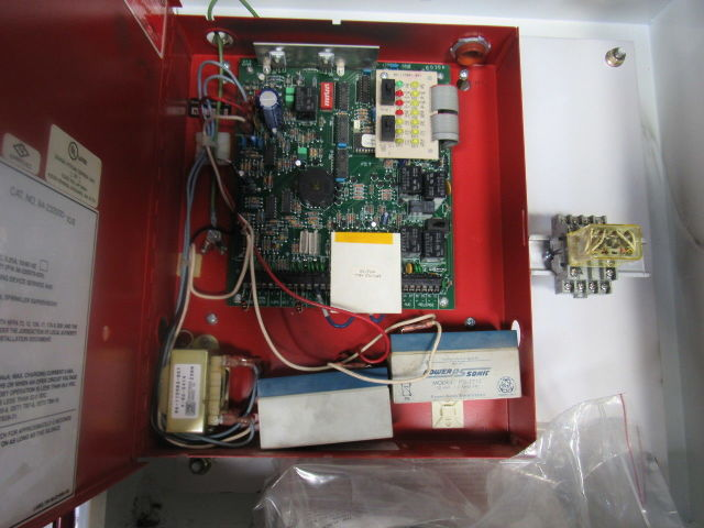 Used Welders For Sale >> KIDDE 84-232000-102 Scorpio Fire Suppression Control Panel ...