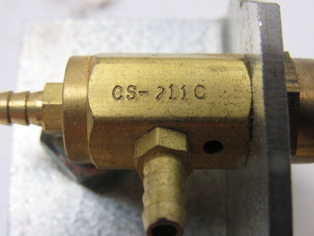 Clippard Cs 211c Miniature Valve And Shuttle Assembly 10