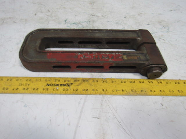 Toolset inc HP 120H-06-12 C Frame punch as seen in pic