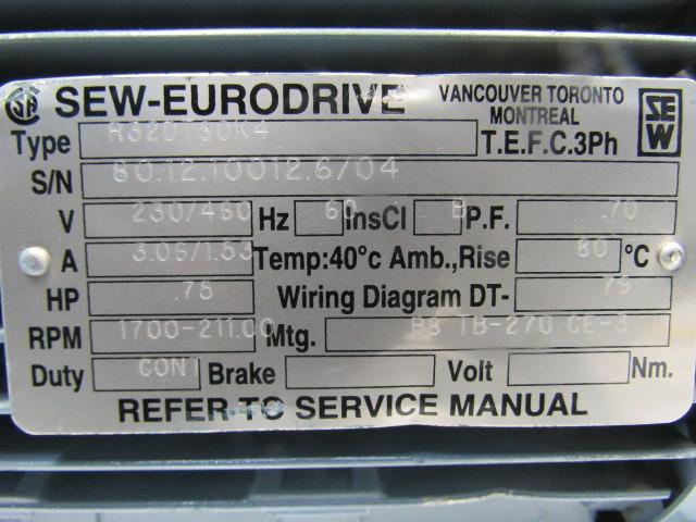 29 Sew Eurodrive Motor Wiring Diagram