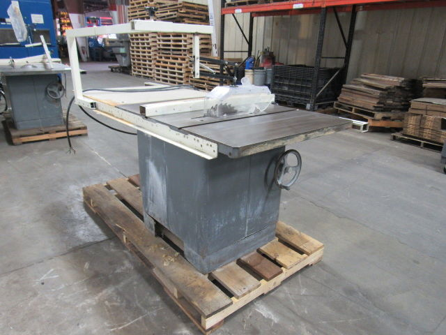Delta Rockwell 12 Quot 14 Quot Tilting Arbor Saw Table Saw 5hp 230