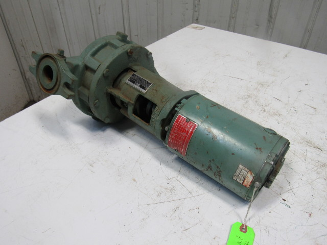 Used Welders For Sale >> GE Taco 1612C2N10 1/2Hp 1725RPN 115/230V 60Hz Centrifugal ...