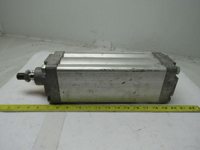"Norgren PRA/8100A/M/ Pneumatic Cylinder 7-1/4"" Stroke 3-1/2"" Stroke"