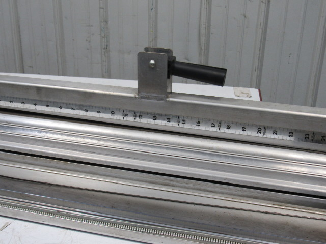 Clipper Rl 48 Roller Lacer 48 Quot Conveyor Belt Lacing Tool