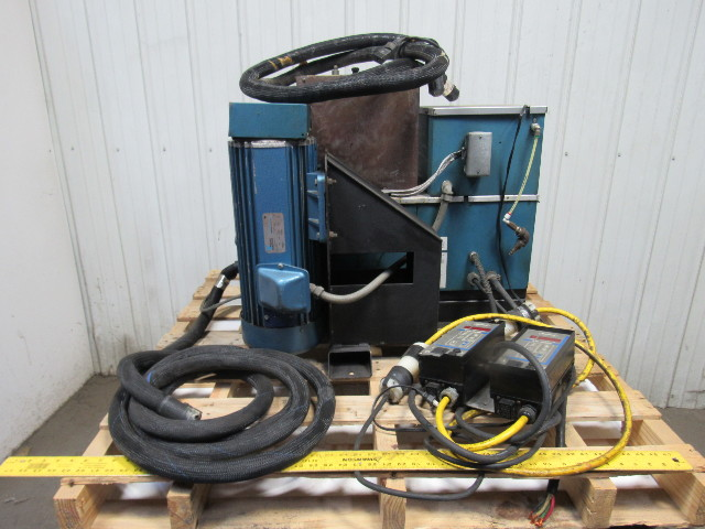 Air Compressor Replacement Parts >> Nordson FM151 310100 Foam Melt 150 Hot Glue Dispensing System 220/240V 50/60Hz   Bullseye ...