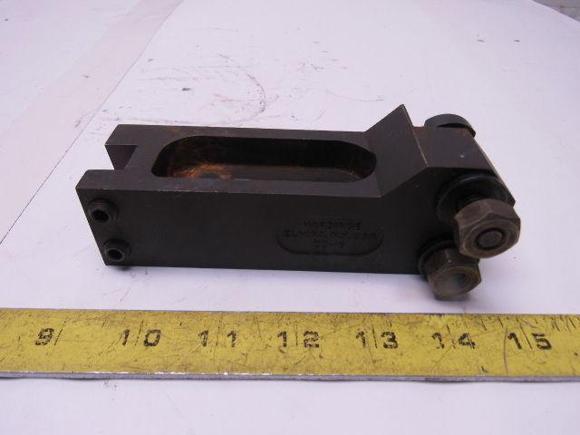 "Hardinge CC-16 4"" Extension Tool Holder With Adjustable Shim"