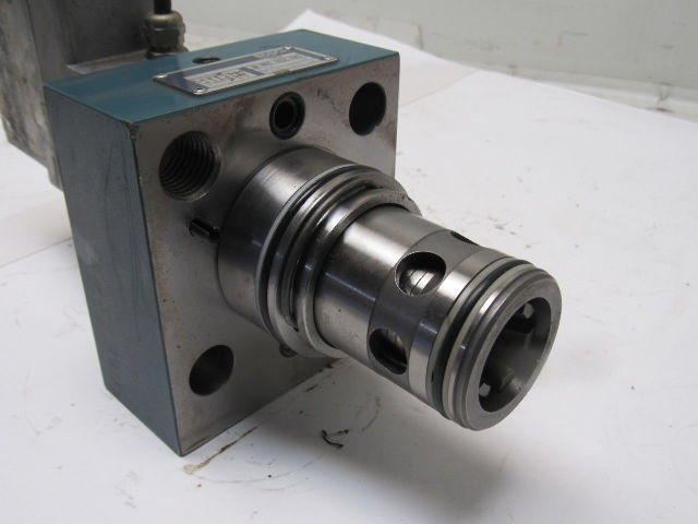 Details about Bosch Rexroth 0811402616 Hydraulic Proportional Directional  Control Valve Spool