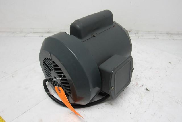 General Electric C269 5kc46pn0015bx 3  4hp Motor 115  230v 1ph 56 Frame 1725rpm