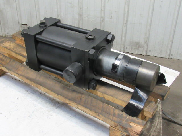 8 Quot Bore 6 Quot Stroke Hydraulic Cylinder Trunnion Mount 5 Quot 12
