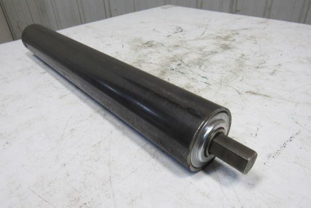Heavy Duty Conveyor Gravity Roller 27 Quot Bfx3 1 2 Quot Dia Steel