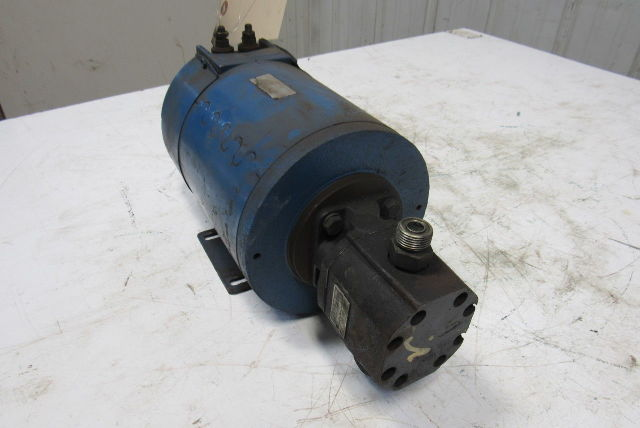 Replacement Air Compressor Pump >> Clark P56SD700 Forklift Electric Motor 36/48VDC W/Barns ...