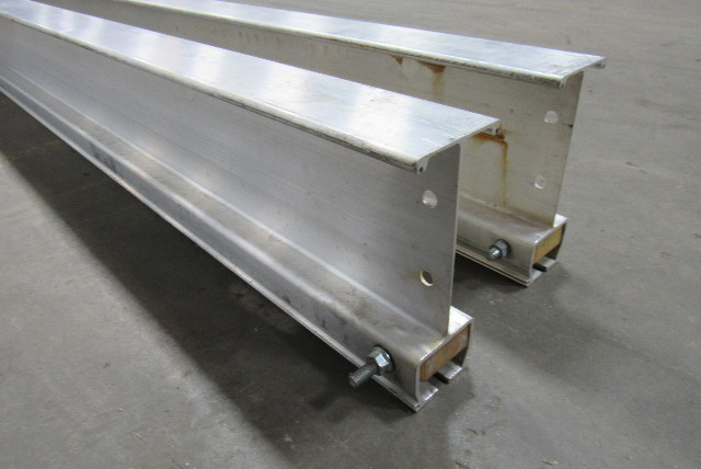 Used Welders For Sale >> Gorbel Overhead Crane 20' Aluminum Enclosed Runway Beam ...